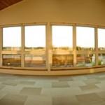 Panoramic view of Sun Room