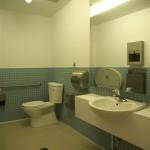 Regular access Common area washroom