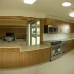 Common's area kitchen